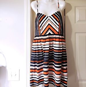 NWOT CITY TRIANGLES DRESS JUNIORS SIZE 13